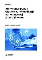 Internetowe public relations w komunikacji..