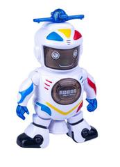 Robot na baterie tańczący, świecący 1003648