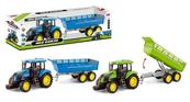 Moje ranczo Traktor duży na baterie w pudełku 72cm MC Cena za sztukę