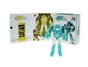 Robot / telefon 15cm 2 kolory H032/1 mix Cena za 1szt