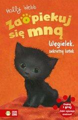 Zaopiekuj się mną Węgielek sekretny kotek