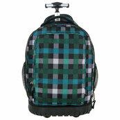 Plecak młodzieżowy 19 na kółkach KB26 DERFORM