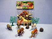 Zwierzęta dzikie HP0409 6szt. worek. HIPO