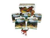Dinozaury 6 wzorów 16cm JLF-161A mix cena za 1 szt