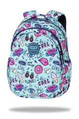 Plecak młodzieżowy - Jerry - mint doddles Coolpack