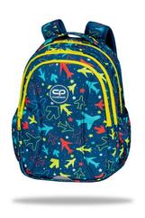 Plecak młodzieżowy - JOY S - Sky flights Coolpack