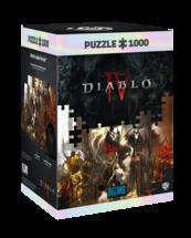 Good Loot Puzzle Diablo IV: Birth of Nephalem 1000 elementów