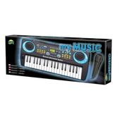 Keybord z mikrofonem w pud. 05514 DROMADER