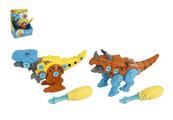 Robot Dinozaur 18cm 2 wzory HIPO mix cena za 1 szt