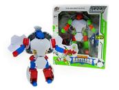 Robot piłka 17cm 2 kolory L015-52 HIPO mix cena za 1 szt