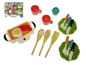 Zestaw kuchenny 18 elementów RM8203-1