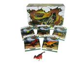Dinozaury 6 wzorów 9-10cm JLF-151A mix cena za 1 szt