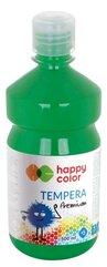 Farba tempera Premium 500ml zielona HAPPY COLOR