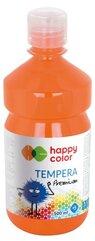 Farba tempera Premium 500ml pomarańcz HAPPY COLOR