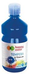 Farba tempera Premium 500ml granatowy HAPPY COLOR