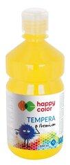 Farba tempera Premium 500ml żółta HAPPY COLOR
