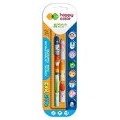 Długopis usuwalny Cool Gang niebieski + 3 skuwki