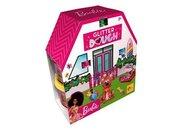 Glitter Dough Barbie Zestaw z ciastoliną 500g