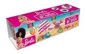 Glitter Dough Barbie Zestaw z ciastoliną 300g
