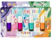 Tubi Glam Zestaw perłowy 4 kolory