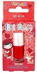 Tubi Glam czerwony