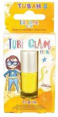 Tubi Glam żółty perłowy