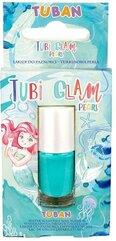 Tubi Glam turkusowy perłowy