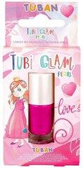 Tubi Glam różowy perłowy