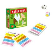 Kalambury gra kieszonkowa 2615 ALEXANDER