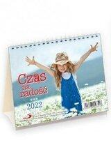Kalendarz 2022 Biurkowy Czas na radość