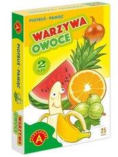 Piotruś Pamięć - warzywa i owoce ALEX