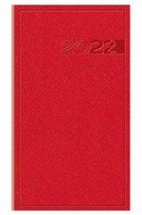 Kalendarz 2022 Tygodniowy Print SPECIAL czerwony