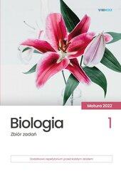 Biologia Zbiór zadań matura 2022 Tom 1