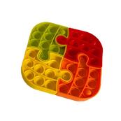 Pop It kwadrat puzzle - wielokolotowy gniotek 513488