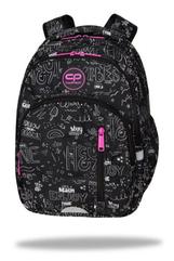Plecak młodzieżowy Base b&w scribble D027325 CoolPack