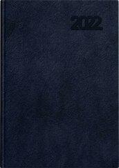 Kalendarz 2022 książkowy A4 Standard DTP granat