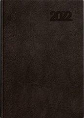 Kalendarz 2022 książkowy A5 Standard DTP brąz