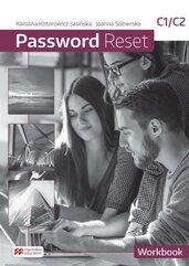 Password Reset C1/C2 WB + online MACMILLAN