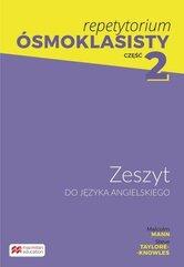 Repetytorium Ósmoklasisty SP8 cz.2 Zeszyt do j.ang