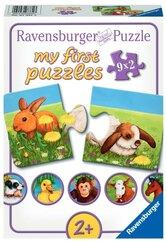 Puzzle 9x2 Urocze zwierzęta