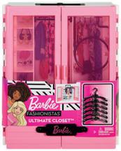 Barbie Szafa na ubrania + lalka GBK12 p3 MATTEL