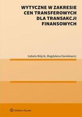 Wytyczne w zakresie cen transferowych dla transakcji finansowych
