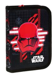 Piórnik dwuklapkowy bez wyposażenia Clipper Star Wars D76314 CoolPack