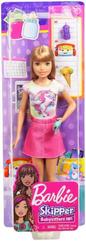 Barbie Lalka Skipper Opiekunka dziecka FXG91 FHY89 MATTEL