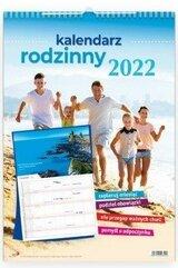 Kalendarz 2022 Ścienny Rodzinny