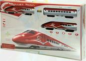 Kolejka na baterie Bullet Train. 04173 DROMADER