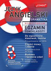 Język angielski Gramatyka Repetytorium Egzamin ósmoklasisty COMBO