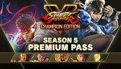 Street Fighter V Season Premium Pass (PC) Klucz Steam