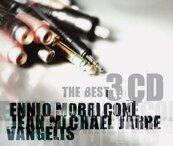 The Best - Ennio Morricone, Vangelis, Jeanl... 3CD