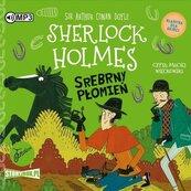 Sherlock Holmes. T.16 Srebrny Płomień audiobook